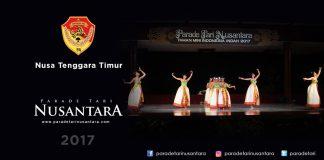Parade-Tari-Nusantara-2017-Nusa-tenggara-timur